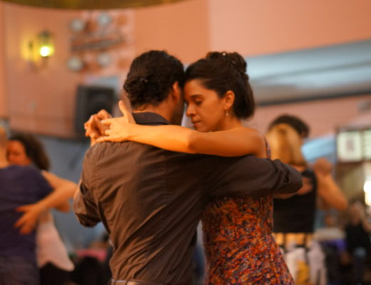 Where to learn tango in Buenos Aires Argetntina